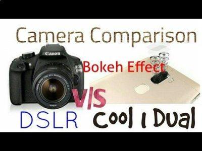 dslr vs coolpad cool 1