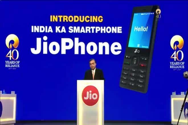 jio feature phone